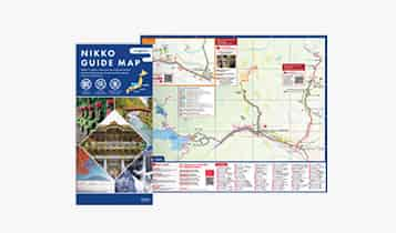 NIKKO GUIDE MAP